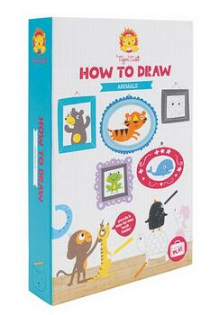 Kolli: 2 How to Draw/Animals
