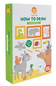 Kolli: 2 How to Draw/Wild Kingdom
