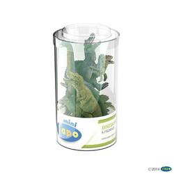 Kolli: 1 Mini PLUS Dinosaurs Set 1 (Tube, 6 pcs)