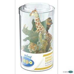 Kolli: 1 Mini PLUS Wild Set 2 (Tube, 6 pcs)