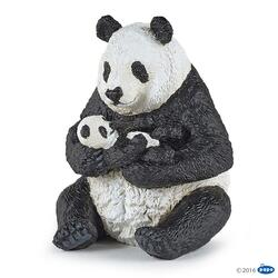 Kolli: 5 Sitting panda and baby
