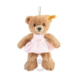 Kolli: 1 Sleep well bear music box, pink