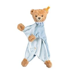 Kolli: 2 Sleep well bear comforter, blue