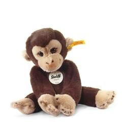 Little friend Koko monkey, dark brown - 25 cm