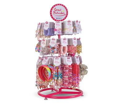 Kolli: 1 Jewelry Counter Display - 36 Peg, FREE w/Full Stand Order