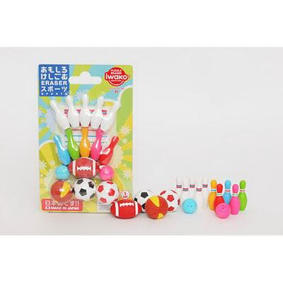 Kolli: 1 10 x  Sport Set (16 PCS)