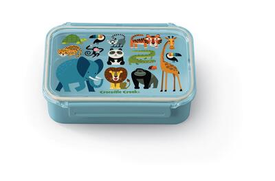 Kolli: 2 Bento Box/Jungle Friends