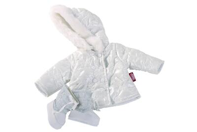 Kolli: 2 Quilted jacket, bows, 3-pcs.