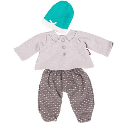 Kolli: 1 Combination baby dolls, stylish spots, 3-pcs.