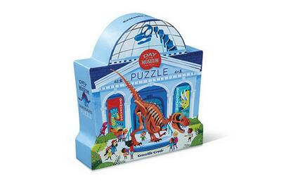 Kolli: 2 48 pc Day at the Museum/Dinosaur (New)