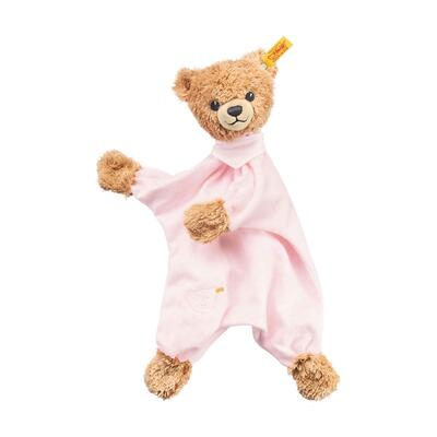 Kolli: 2 Sleep well bear comforter, pink